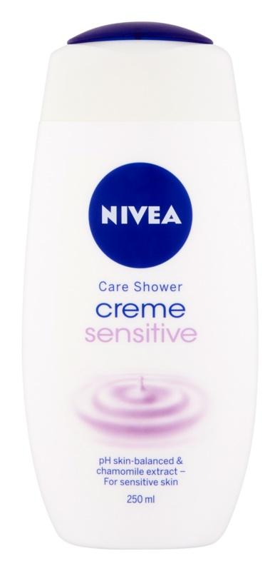 Nivea sprchový gel Creme Sensitive 250 ml - č.80825