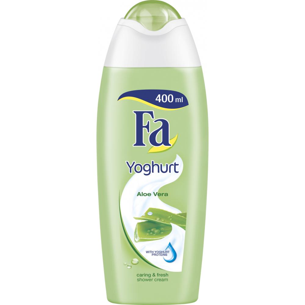 FA Sprchový gel 250ml Yoghurt Aloe Vera