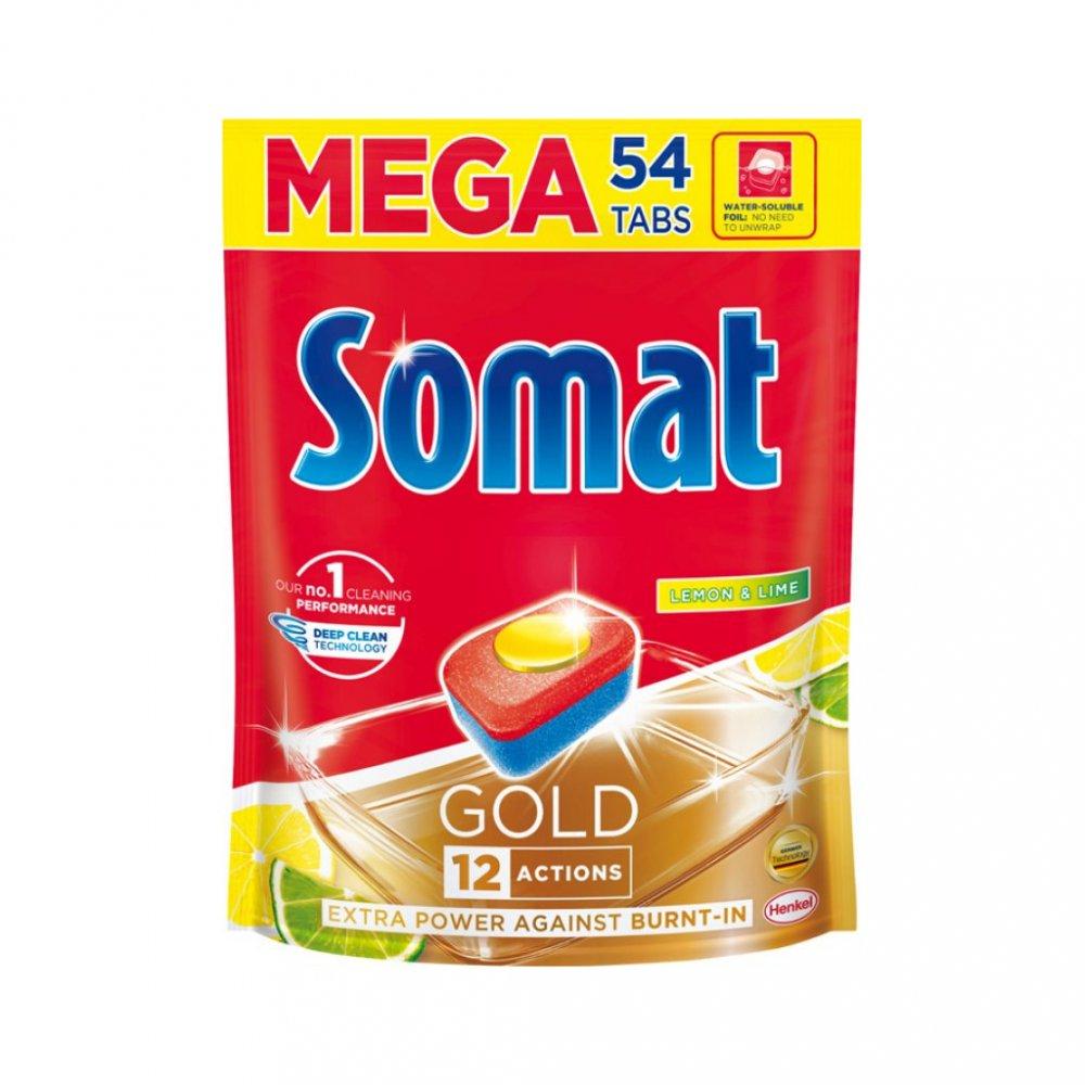 Somat Gold tablety do myčky 54 tablet