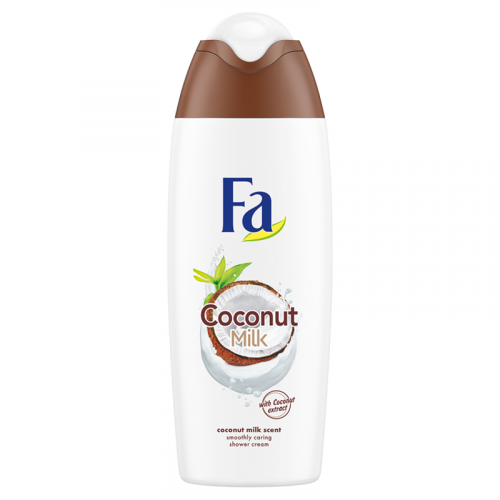 FA sprchový krém Coconut Milk with Coconut Extract 400 ml