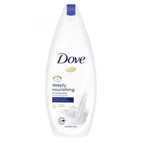Dove sprchový gel 250ml Deeply Nourishing