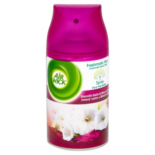 Airwick náplň 250 ml Smooth satin & moon lili
