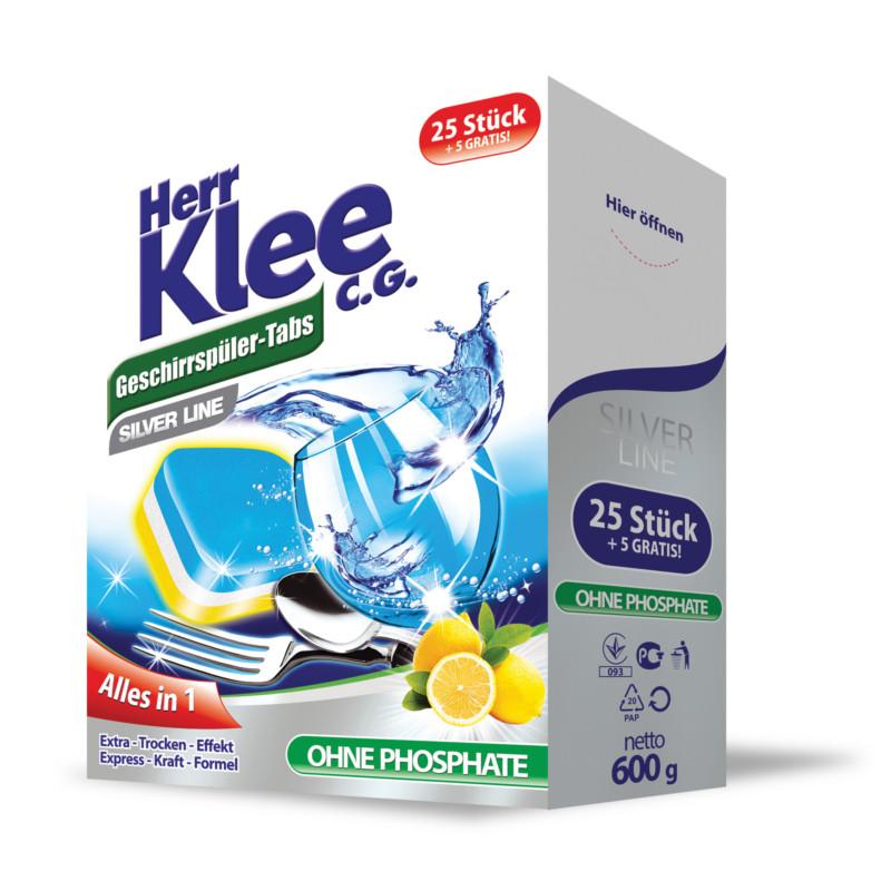 Herr Klee C.G Tablety do myčky 30 ks