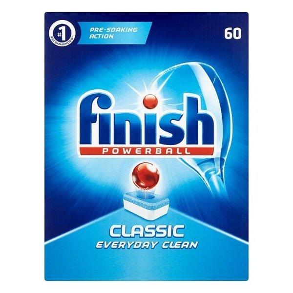 Finish CLASSIC- tablety do myčky 60 ks