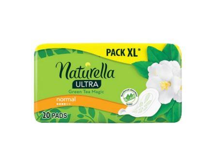 Naturella vložky - Ultra - Zelený čaj 20ks