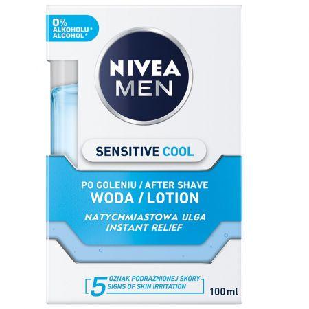 Nivea MEN voda po holení - Sensitive Cool 100 ml