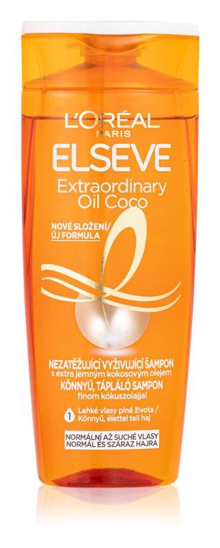 Elseve Extraordinary Oil Coco Šampon 250ml