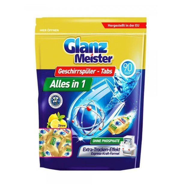 Glanz Meister tablety do myčky A90
