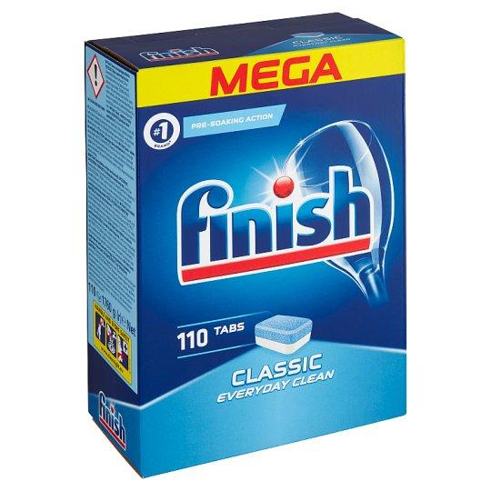 FINISH Classic tablety do myčky nádobí 110 ks