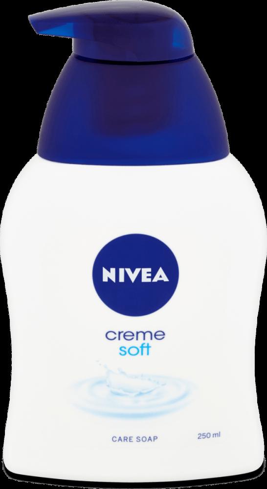 Nivea Creme Soft tekuté mýdlo 250 ml